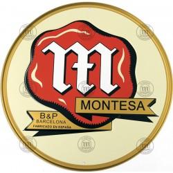 Placa decorativa Montesa B&P 30 cm Ref 11081