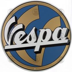 Placa Decorativa servicio Vespa ref.1110