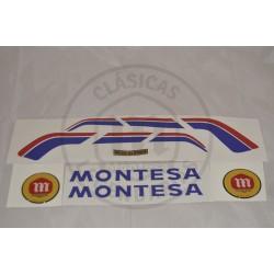 anagramas Deposito Montesa Enduro 360 H7 ref. A150601