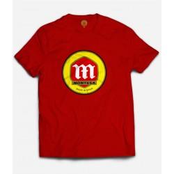 Camiseta logo Montesa grande R01101