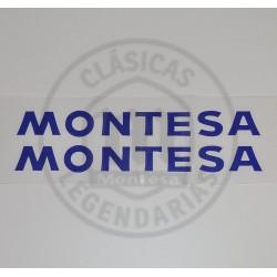 Anagrama adhesivo deposito Montesa Enduro 360 H7 ref.672041101