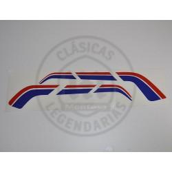 Adhesivo rayas deposito Montesa Enduro 360 H7 ref.67204420