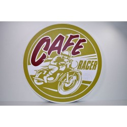 Cuadro decorativo pared Cafe Racer. Ref. CU10005