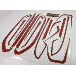 Kit anagramas adhesivos rayas Crono 350 ref.55204421