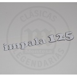 Anagrama Impala Dos 125 Ref 1227