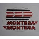 Anagramas deposito Montesa Enduro 75 - 125 H6 ref.6220442