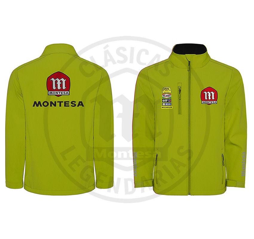 Softshell Montesa Replica ref.R05013