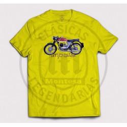 Camiseta Montesa Impala Sport 175cc. Ref.R01141
