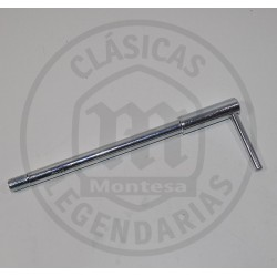 Eje rueda delantera Montesa Enduro 250 - 360 H6 ref.5750020