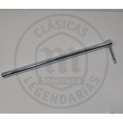 Eje rueda trasera Montesa Enduro 250 - 360 H6 - H7 ref.6750022