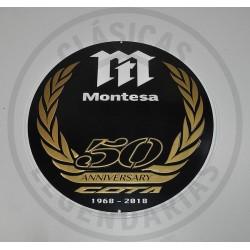 Placa Conmemorativa 50 aniversario Montesa Cota ref.11082