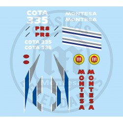 Anagrama Cota 335 Kit  Ref 1125