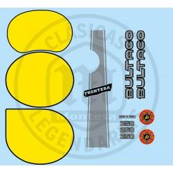 Juego adhesivos Bultaco Frontera MK10 250 Ref.18020001