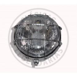 Optica faro con rejilla Montesa Enduro 250-360 H6-H7 ref.677000101
