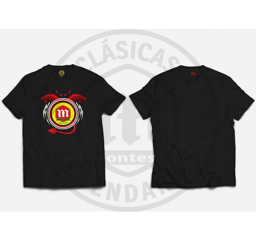 Camiseta Diablo Montesa ref R01159