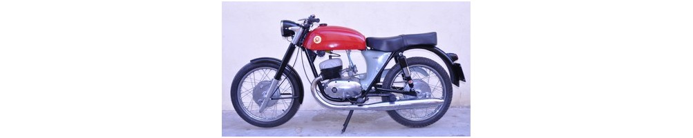 Online store with spare parts and parts of Montesa Impala Comando 175 cc., Nº1 in Montesa
