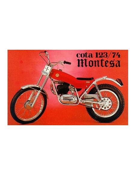 Montesa Cota 123