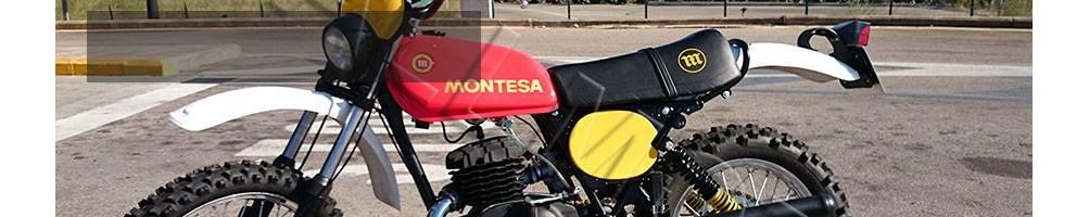 Tienda online especializada en Motos Montesa, Seccion dedicada a Montesa enduro y todos sus variantes