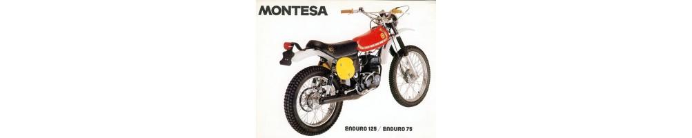 Montesa Enduro 125 H año 1977