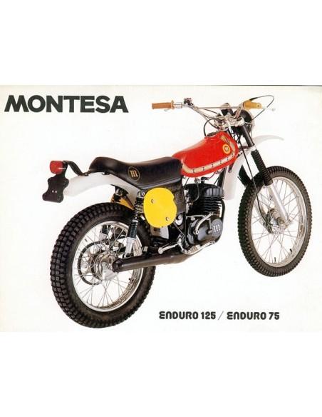 Enduro 125 H año 1977