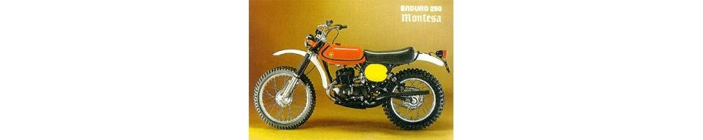 Repuestos para montesa enduro 250 año 1974