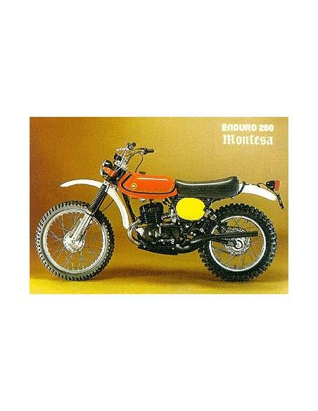Enduro 250 año 1974