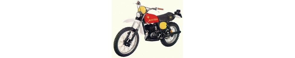 Tienda en línea con recambios y partes de Montesa Enduro 250 H6 de 1977
