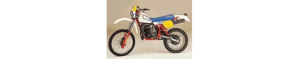 Online shop with parts and parts of Montesa Enduro 250 H7, Nº1 in Montesa