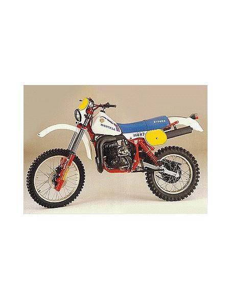 Enduro 250 H7 año 1984