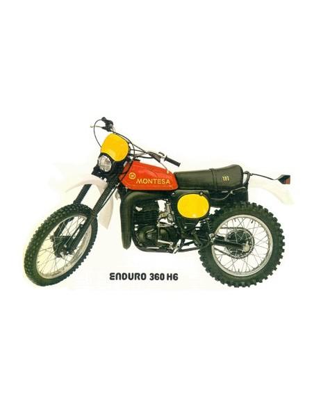 Enduro 360 H6 año 1978