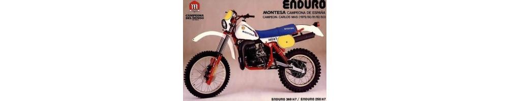 Tienda en línea con repuestos y partes de Montesa Enduro 360 H7, Nº1 en Montesa, 1982,1984,