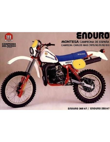 Enduro 360 H7 año 1982-1984