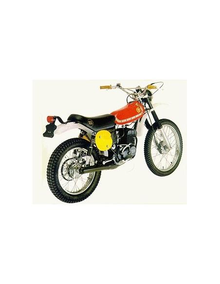 Enduro 74-125 L año 1976