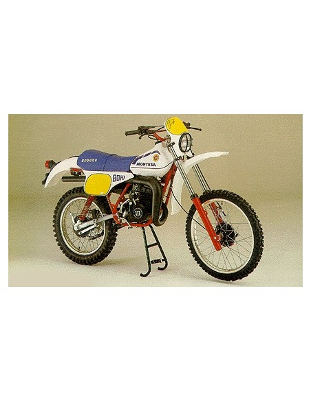 Enduro 80 H7 año 1982-1983