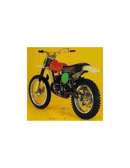 Cappra 250 VA 1975