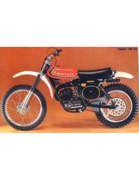 Cappra 125 VA 1975
