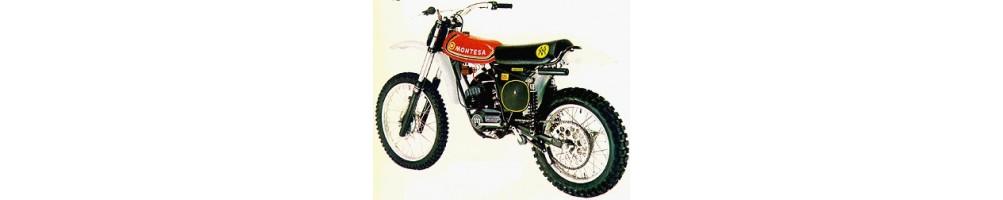 Montesa Cappra 125 VB año 1976 y 1978