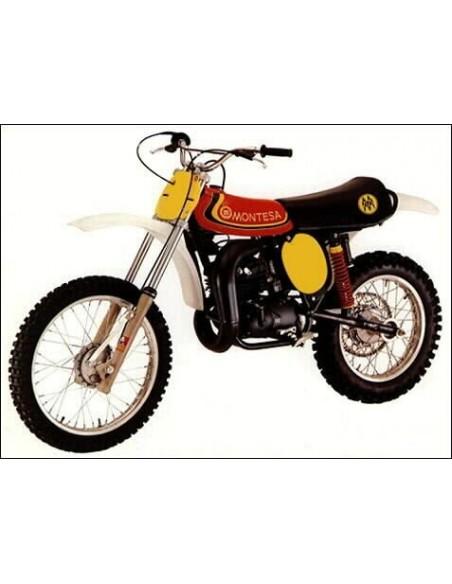 Cappra 250 VB 1976/1978