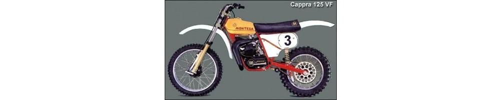 Montesa Cappra 125 VF 1980