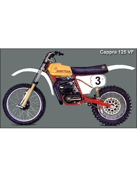 Cappra 125 VF 1980