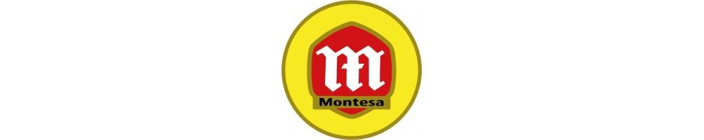 Sección dedicada a los adhesivos, anagramas, emblemas y pegatinas de Motos Montesa