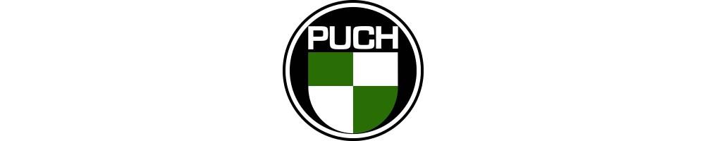 adhesivos, emblemas y pegatinas para motos clásicas Puch