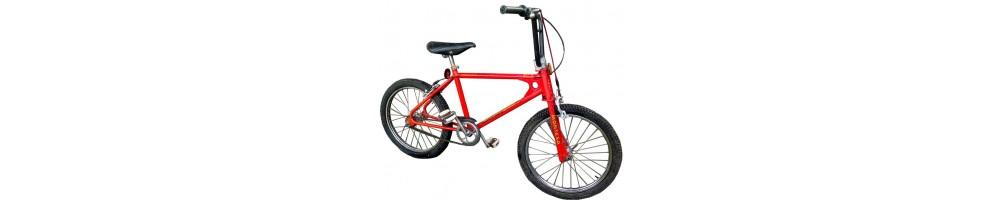 Piezas de recambio y repuesto para la Bici Montesita T-10