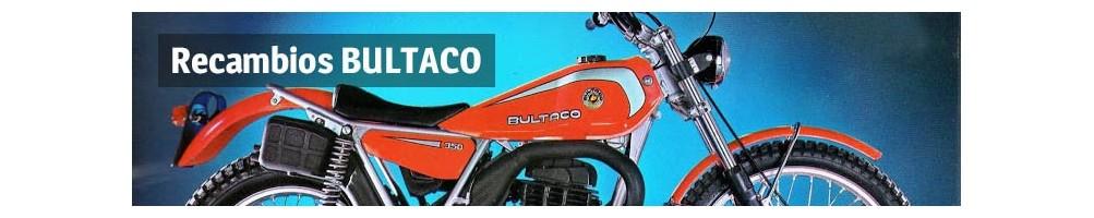 Recambios y repuestos para motos clásicas Bultaco