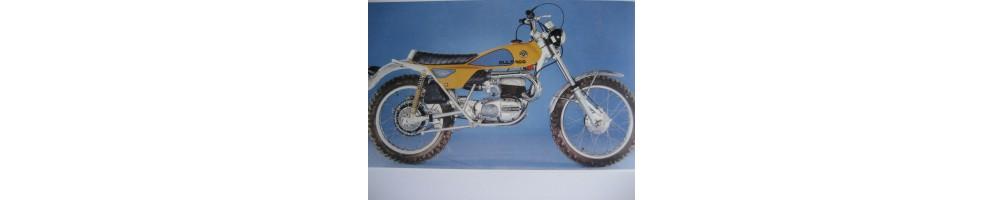 Recambios y repuestos para Motos Clásicas Bultaco Metralla