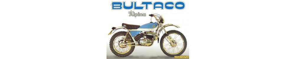 Recambios y repuestos para Motos Clásicas Bultaco Alpina