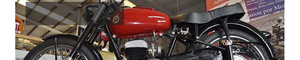 Compra y venta de motos Montesa todos los modelos, Impala, Cota, Brio, Enduro y Cappra