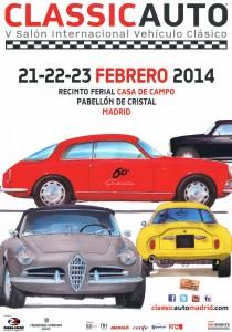 salon auto classic 2014