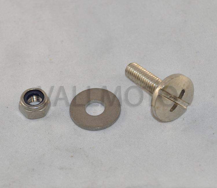 Tornillo soporte deposito cota en acero inoxidable Ref 2365125