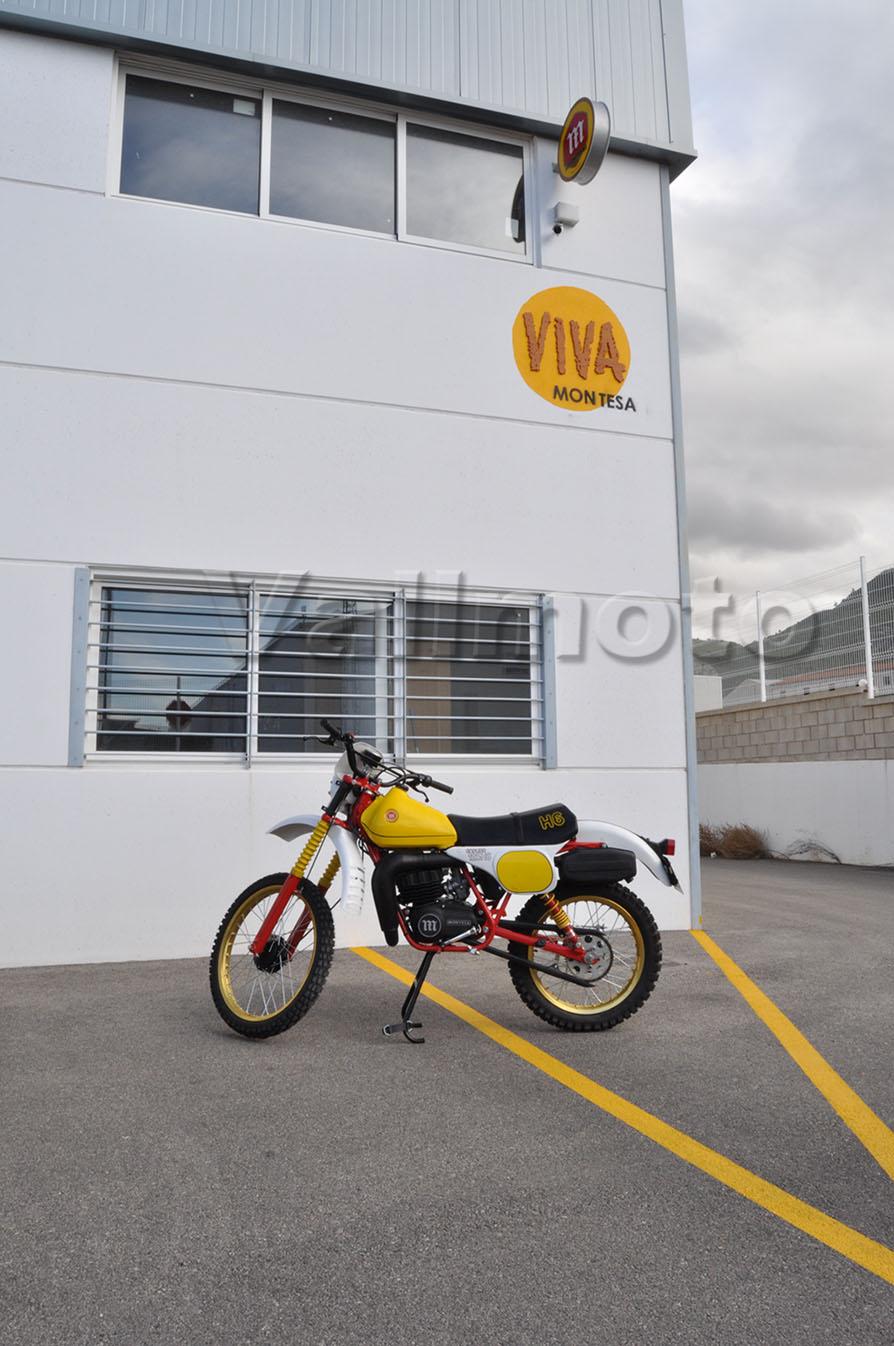 Montesa Enduro 125 H6 - Clásicas Legendarias